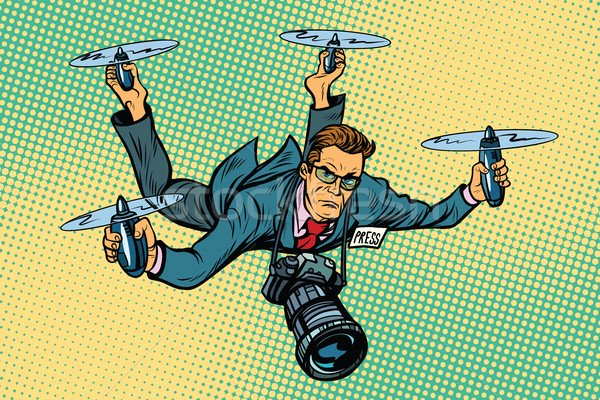 8194168_stock-vector-people-journalist-quadcopter-drone