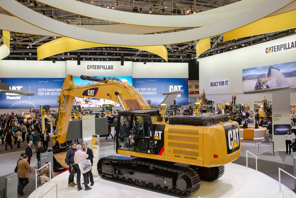 messestand-caterpillar